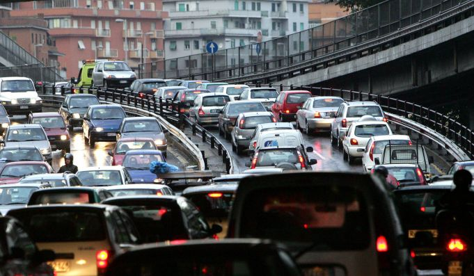 Rome most congested city in Italy