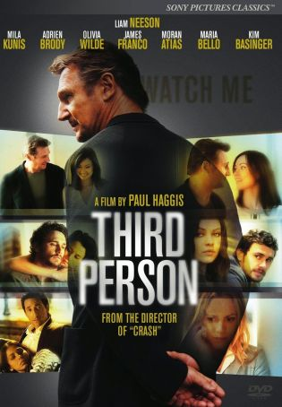 Third Person showing in Rome