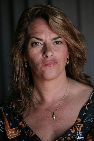 Tracey Emin, photograph by Nick Morrish