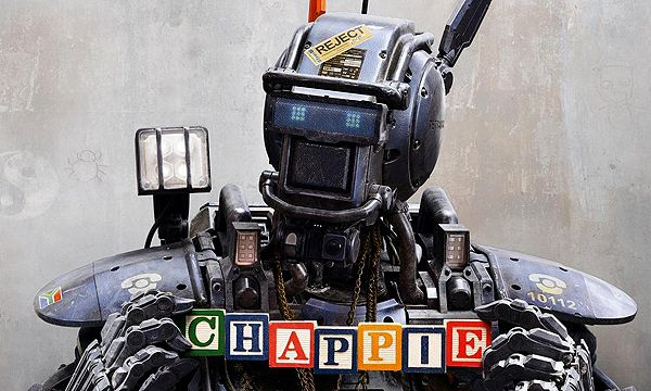 Chappie (Humandroid) showing in Rome