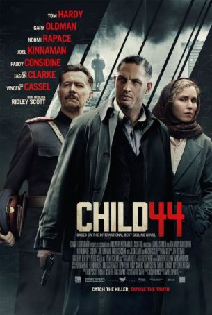 Child 44 showing in Rome