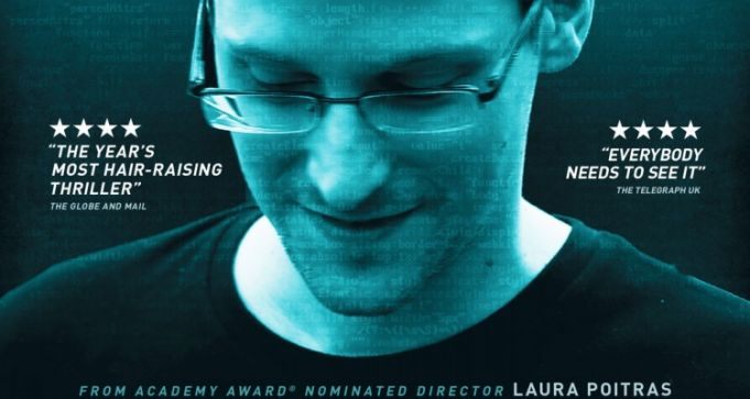Citizenfour showing in Rome
