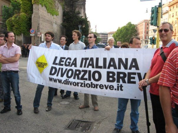 Reform to Italy's divorce law