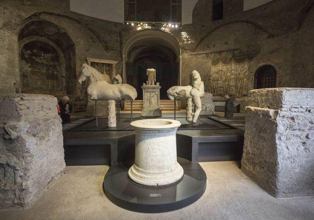 Lacus Iuturnae: La Fontana Sacra del Foro Romano