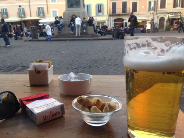 Cheers Rome! Happy bday