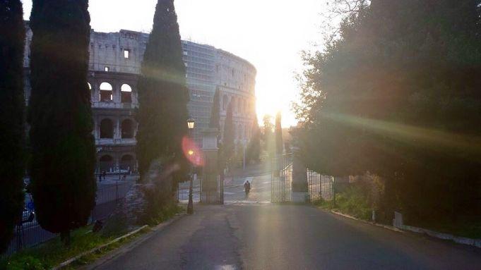 Simply Rome. Ph: Renato Munafo