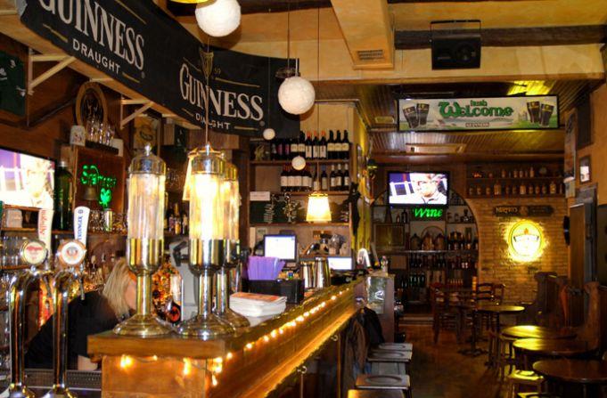 Shamrock Irish Pub Celio
