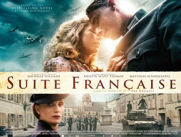 Suite Francaise showing in Rome