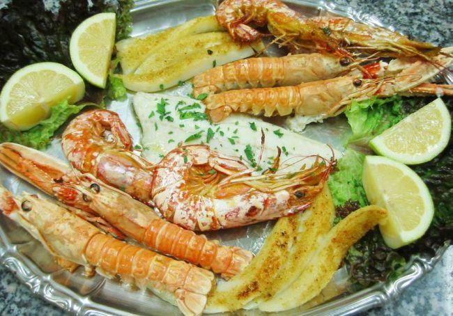 La Virtù in Tavola Sardinian fish restaurant
