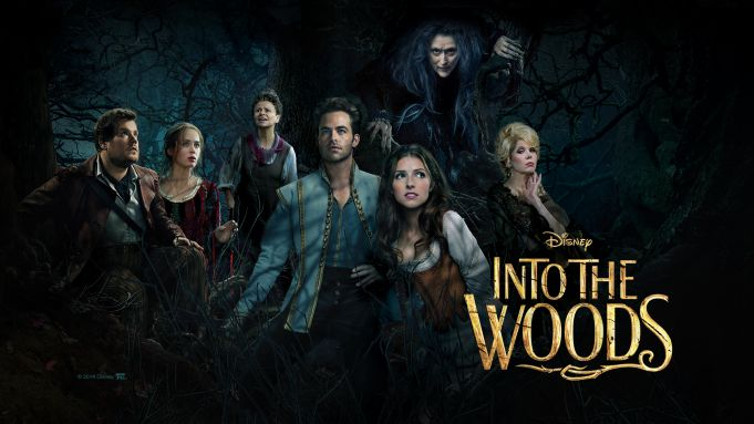 Into the Woods showing in Rome