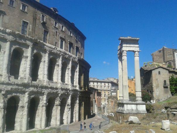 Roman skyes