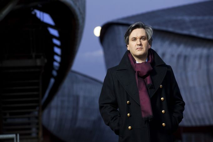 Antonio Pappano conducts Bruckner's 8th symphony
