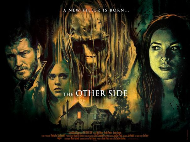 The Other Side showing in Rome