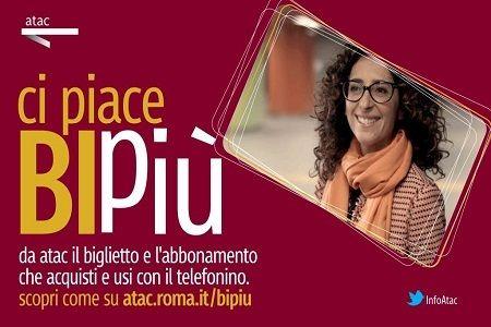 Rome bus ticket app for smartphones