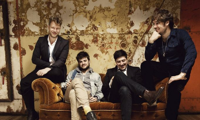 Mumford & Sons in Rome