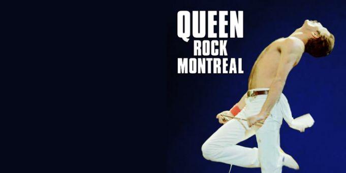 Queen: Rock in Montreal showing in Rome