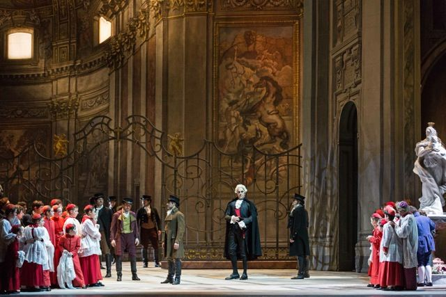 Tosca by Puccini