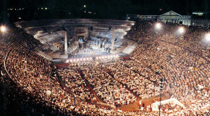 Verona Arena Opera Festival