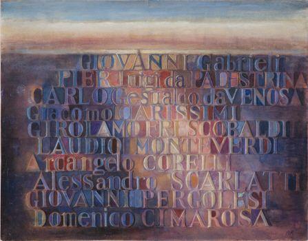 Anagramma by artist