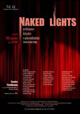 Naked Lights