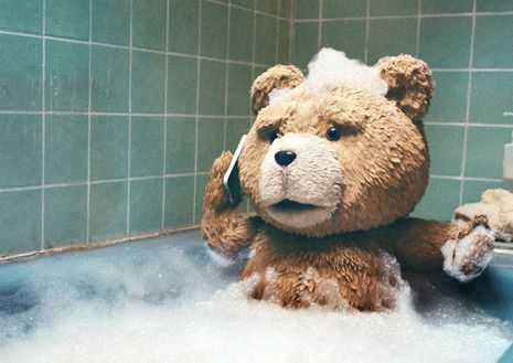 Ted 2 showing in Rome