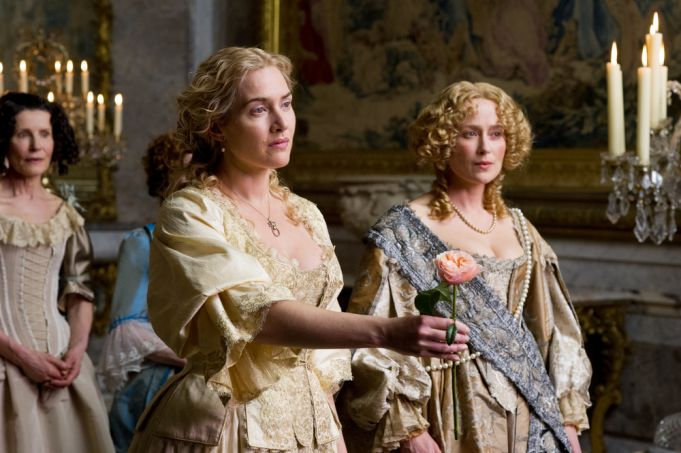 A Little Chaos showing in Rome