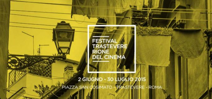 Cinema under the stars in Rome
