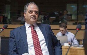 Junior government minister, Giuseppe Castiglione, is under investigation in Sicily.