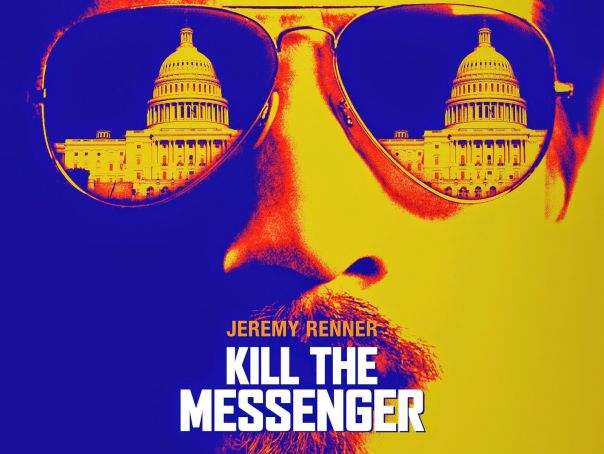Kill the Messanger showing in Rome