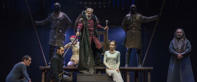 Shakespeare at Rome's Globe Theatre