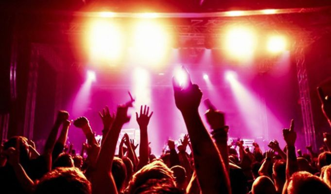 Rome's live music scene