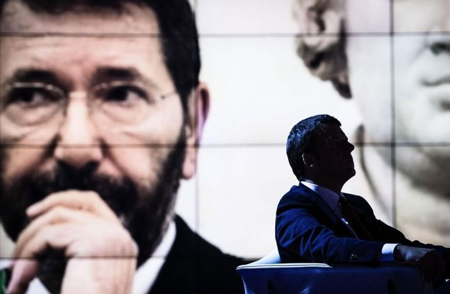 Defiant Rome mayor declares he will stay in office