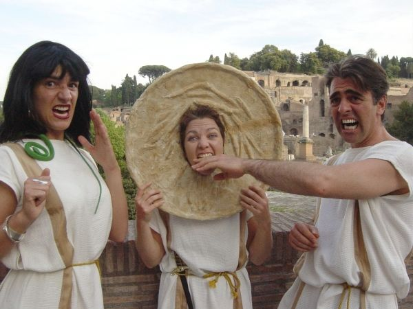 Miracle Players: Rome in a Nutshell