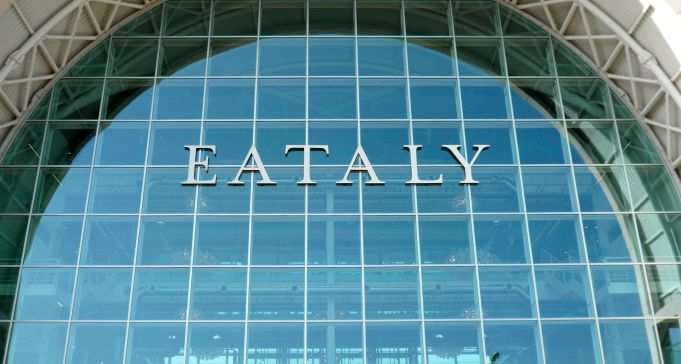 Eataly second Rome store opens in July