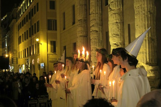 Rome's Swedish community