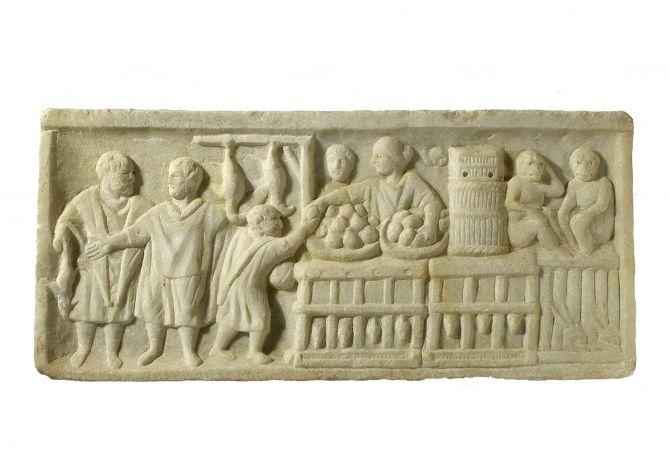 Nutrire l'Impero. Storie di alimentazione da Roma e Pompei