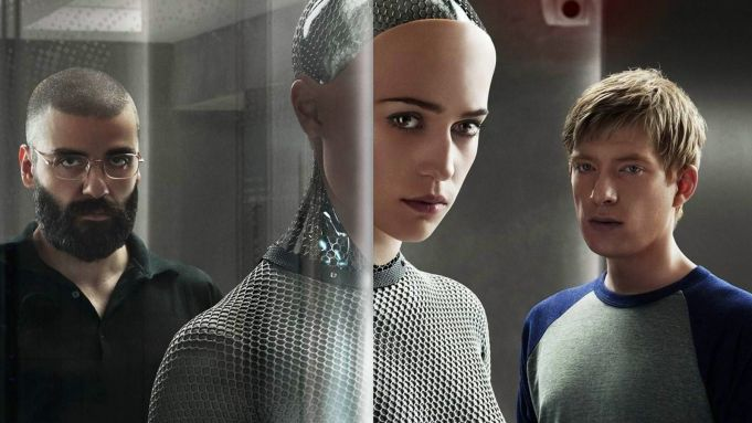 Ex Machina showing in Rome