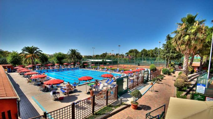 Rome's top 10 outdoor pools