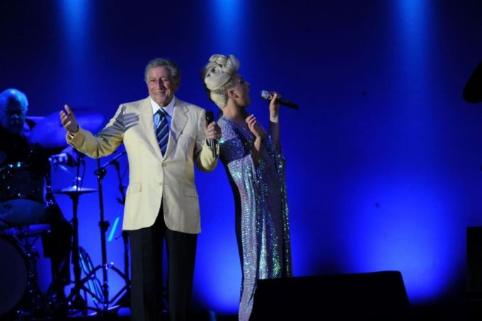 Review of Tony Bennett & Lady Gaga concert