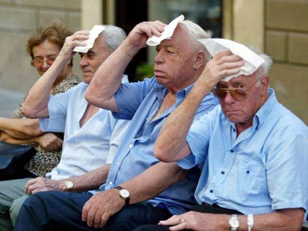 caldo anziani roma