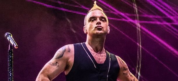 Review of Robbie Williams Rome concert