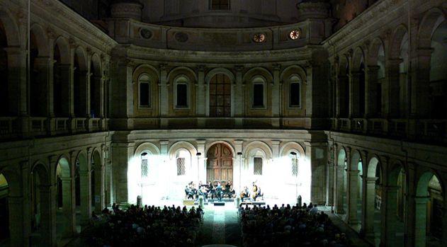 Concerts at S. Ivo alla Sapienza