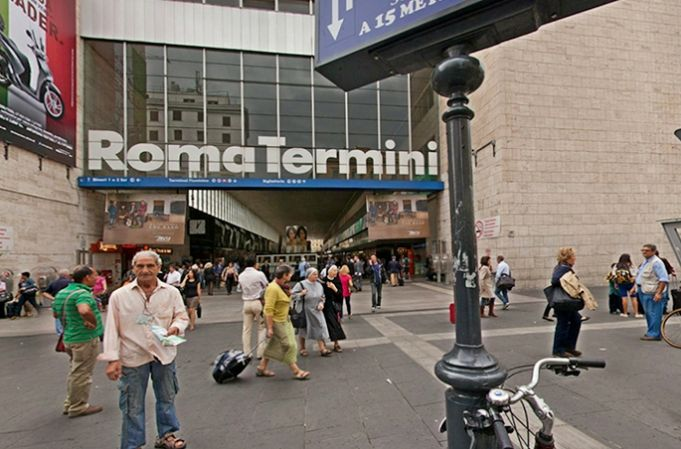 Rome to upgrade area around Termini station