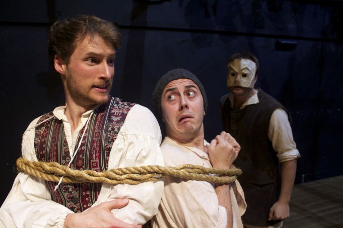 The Comedy of Errors at the Globe