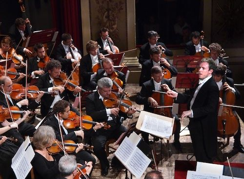 Orchestras from around the world