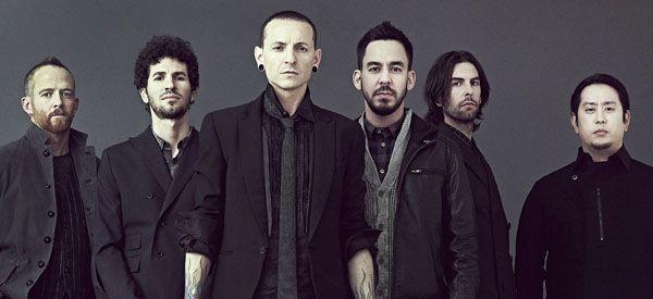 Linkin Park in Rome