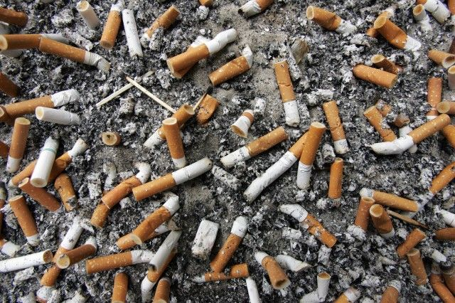 Rome to introduce fines for dropping cigarette butts