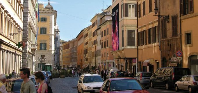 Controlling Rome's traffic during the Jubilee year
