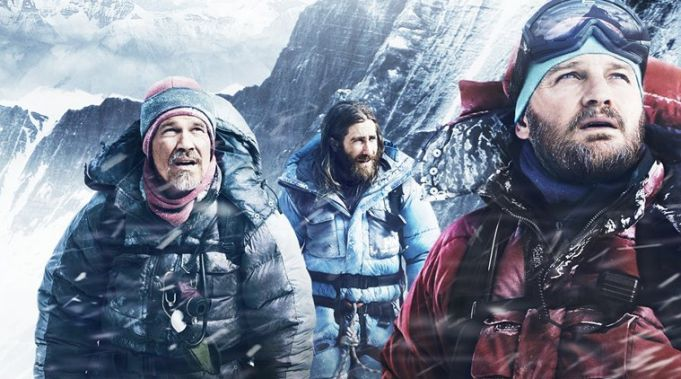 Everest showing in Rome