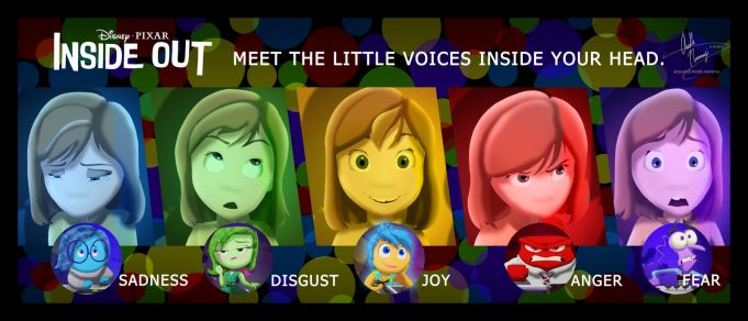 Inside Out showing in Rome